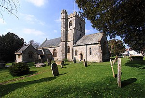 Winsham - Church of St Stephen