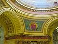 Wisconsin State Capitol Justice Mosaic - panoramio.jpg