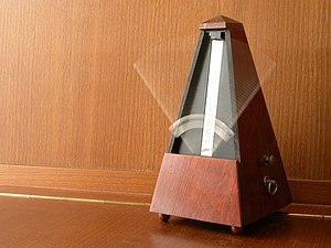 Metronome - Image: Wittner metronome