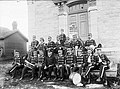 Wolfe Island Band in front of Township Hall 1894.jpg
