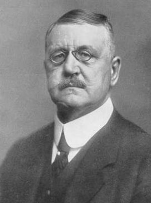 Kapp Putsch - Wolfgang Kapp, the leader of the Putsch