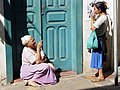 Women Chat on Street - Ouro Preto - Minas Gerais - Brazil.jpg