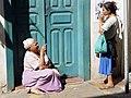 Women Chat on Street - Ouro Preto - Minas Gerais - Brazil.jpg