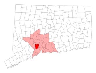 Woodbridge, Connecticut - Image: Woodbridge CT lg