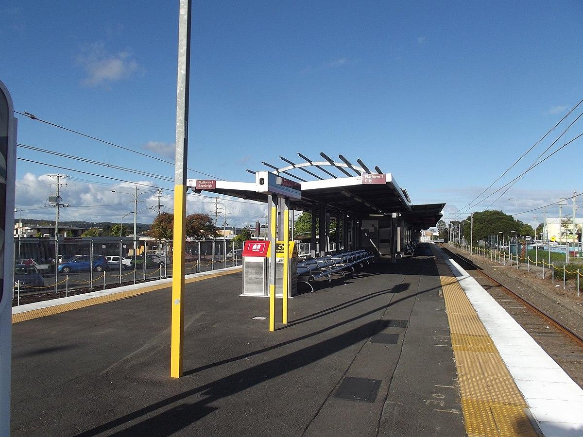 Woodridge Railway Station Wikipedia
