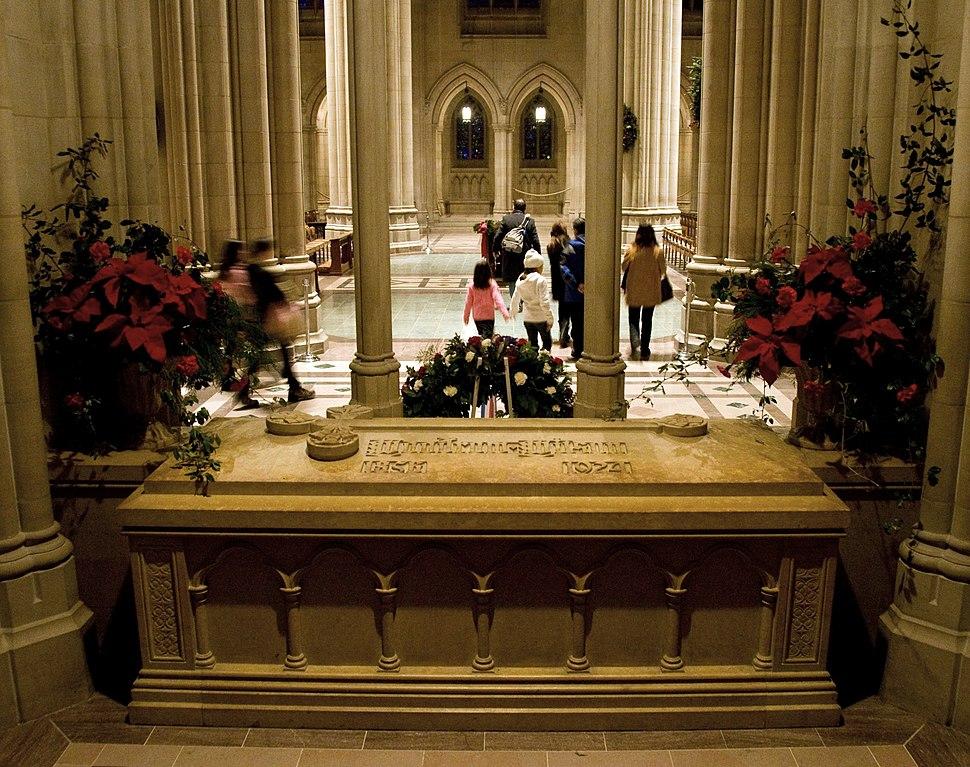 Woodrow Wilson tomb 2