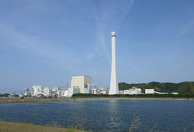 Picture of 橘湾発電所