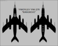 Yakovlev Yak-27R top- and bottom-view silhouettes.png