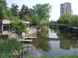 Yambol - Tundzha River