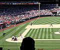Yankees vs. Angels July 12, 2009 (Phil Hughes vs. Gary Matthews Jr).jpg
