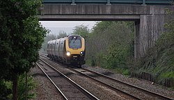 Yatton railway station MMB 23 221XXX.jpg