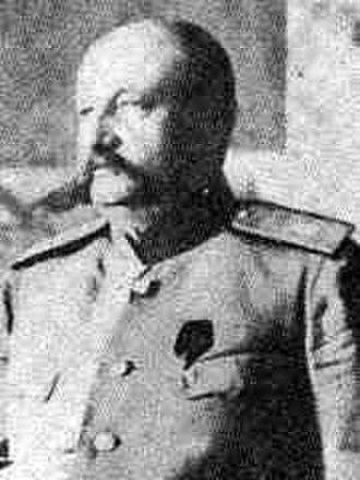 Nikolai Yudenich - General Nikolai Yudenich