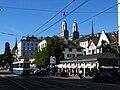 Zürich - Bellevue - Limmatquai IMG 4453.JPG