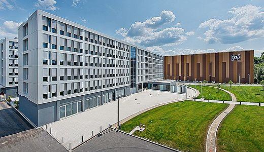 Zf Friedrichshafen Wikipedia