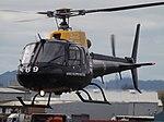 ZJ269 Aerospatiale Squirrel AS350 Helicopter (25939426763).jpg