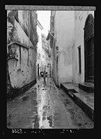 Zanzibar. Street scene and the commonly used ricksha LOC matpc.17668.jpg