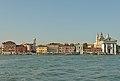 Zattere e Gesuati vista dal Canale Giudecca.jpg