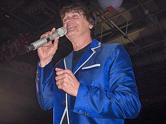 Popular music in Yugoslavia - Zdravko Čolić, a former Yugoslav pop star