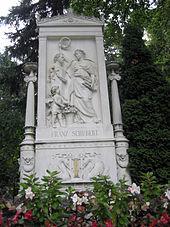 1888 errichtetes Ehrengrab auf dem Wiener Zentralfriedhof, Entwurf: Theophil Hansen (Quelle: Wikimedia)