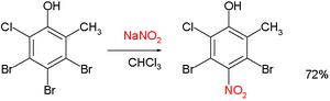 Zincke nitration - Zincke nitration