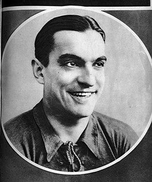 Adolfo Zumelzú - Adolfo Zumelzú in 1929.