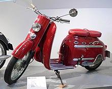 Die DKW Hobby, der meistgekaufte deutsche Motorroller des Jahres 1955 220px-ZweiRadMuseumNSU_DKW_Hobby