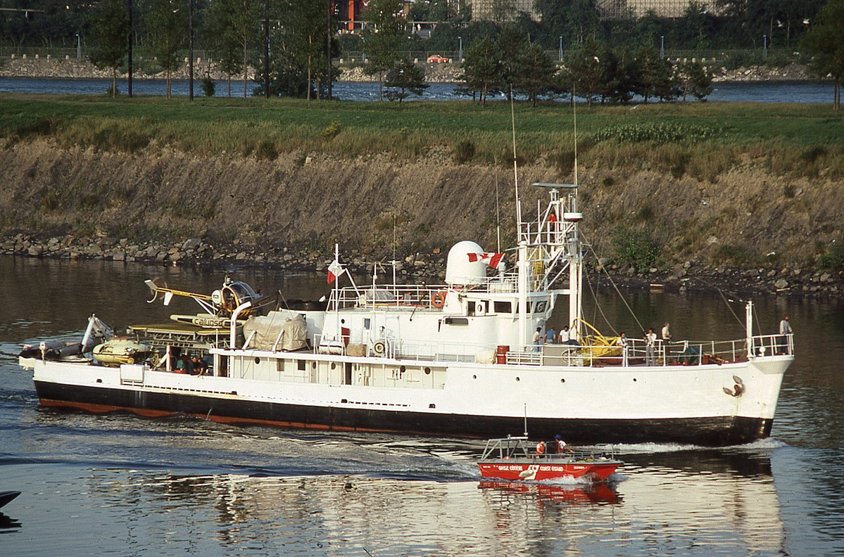 Calypso Barco Wikipedia La Enciclopedia Libre