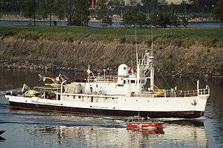 RV <i>Calypso</i> Jacques Cousteaus ship