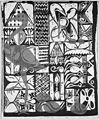 """Design for ""adire"" cloth"" - NARA - 559019.jpg"