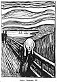 """The scream"". Wellcome L0011212.jpg"