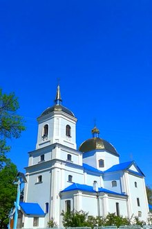 File:(001) ASSUMPTION ORTHODOX CATHEDRAL IN TOWN OF BAR REGION OF VINNYTSIA STATE OF UKRAINE VIDEO BY VIKTOR O LEDENYOV 20160506.ogv