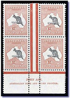 Postage stamps and postal history of Australia