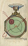 Equatorium indicating the orbit of Saturn, 1551