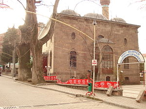 Bilecik Province - Image: Çelebi Mehmet Camii