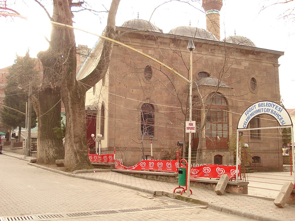 Çelebi Mehmet Camii