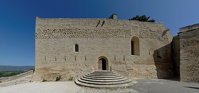 Eglise d'Ansouis Ansouis (Ансуи), Прованс, Франция -достопримечательности, путеводитель