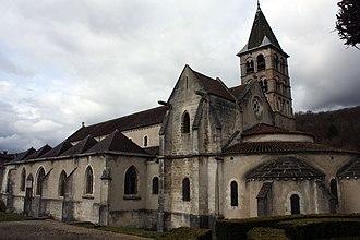 Vignory - Église Saint-Étienne de Vignory