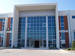 İzmir Institute of Technology - A-3 Building, İYTE Teknopark