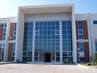 İzmir Institute of Technology - A-3 Building, İYTE Teknopark