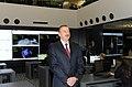 """İlham Əliyev """"Azərspace-1"""" telekommunikasiya peykinin orbitə buraxılması prosesini izləyərkən 17.jpg"""