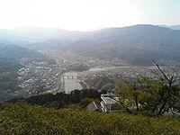Ōzu from atop Tomisuyama.jpg