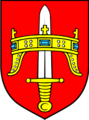 Šibenik-Knin County - Image: Šibenik County coat of arms