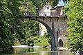 Škofja Loka kapucinski most čez Soro 18052012 222.jpg