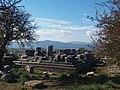 Ο ναός του Δία στην αρχαία Στράτο 06.jpg