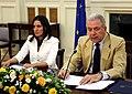 Συνάντηση ΥΠΕΞ Δ. Αβραμόπουλου με Υπουργό Τουρισμού Ο. Κεφαλογιάννη (7555716350).jpg