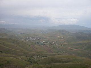 Arpeni community in Shirak, Armenia