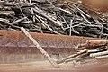 Баржа гружёная древесиной (Barge) - panoramio.jpg