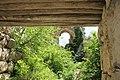 Вид из склепа на цитадель. Мангуп-кале. Ходжа-Сала. Бахчисарайский р-н. Крым. Россия. Май 2015 - panoramio.jpg
