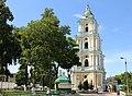 Дзвіниця, 5 ярусів,висота 58 метрів, Троїцький монастир.jpg