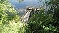 Дібрівський лісовий заказник. Залишки кладки через р. Вовча.jpg